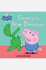 George's New Dinosaur (Peppa Pig) Kindle Edition