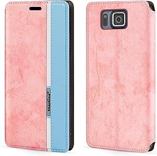جراب Samsung Galaxy Alpha G850F، جراب قلاب جلدي بقفل مغناطيسي متعدد الألوان أنيق مع حامل بطاقات لهاتف Samsung Galaxy Alpha...