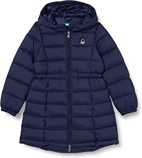 United Colors of Benetton Mädchen Giaccone Jacke