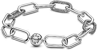 باندورا مجوهرات رابط الفضة الاسترليني سوار