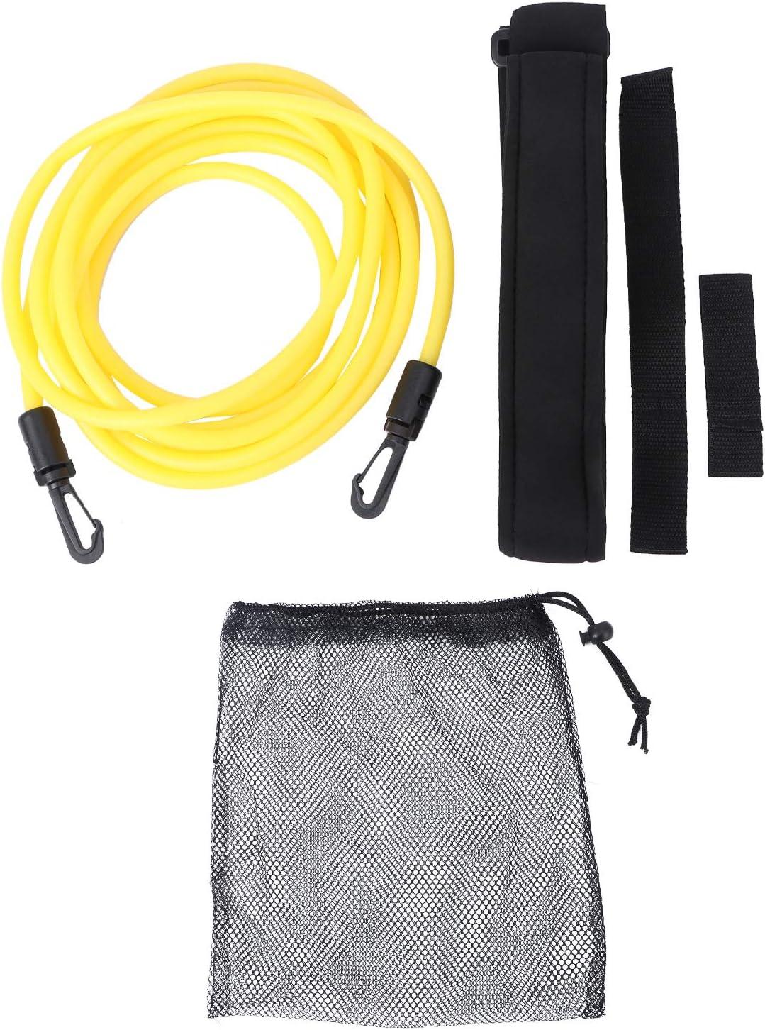 Many popular brands Abaodam Swimming Resistance Belt Set Band Training Swim Over item handling Ela