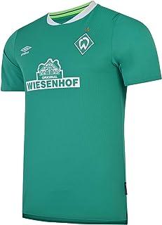UMBRO SV Werder Bremen Trikot Home 2019/2020 Herren grün/weiß, S