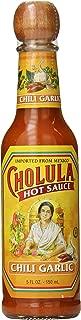 CHOLULA SAUCE HOT CHILI GARLIC