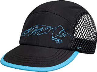 Endurance Hat - Ventilator Mesh - Black Line Mountain