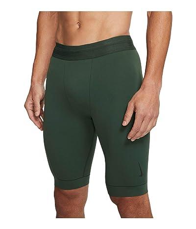 Nike Dry Shorts Yoga (Galactic Jade/Black) Men