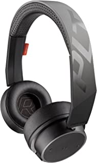 Plantronics BackBeat FIT 500 On-Ear Sport Headphones, Wireless Headphones with Sweat-Resistant Nano-Coating Technology by ...