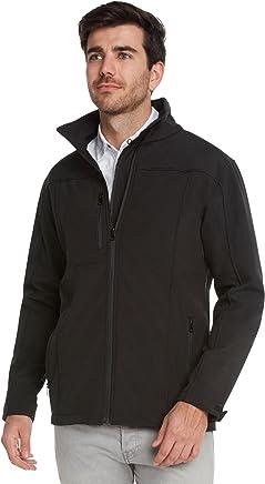 Maximos Men's Ridge Casual Jacket-Black