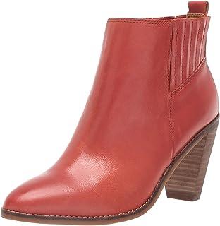 حذاء برقبة حتى الكاحل NESLY للنساء من Lucky Brand، Picante، 8. 5 M US