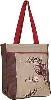 Nolita Shopper Fashion Bag Beige Italian Brand