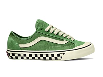Vans Style 36 Decon SF ((Salt Wash) Hedge Green/Antique White) Men