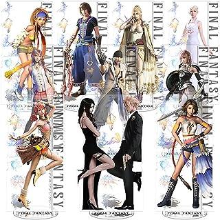 PHDX ファイナルファンタジー Final Fantasy Anniversary Edition アクリルスタンド ファイナルファンタジーX リュック ルーナ ローザ・ファレル ノエル・クライス セラ・ファロ ライトニング スノウ・ヴィリア...