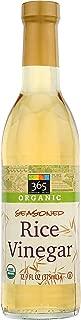 365 Everyday Value, Organic Rice Vinegar, Seasoned, 12.7 oz