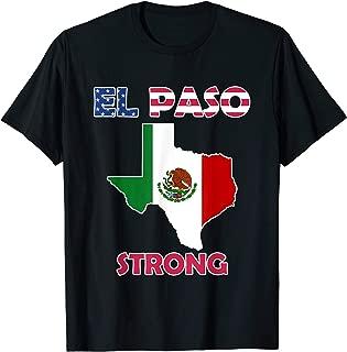 El Paso Shirt - El Paso Strong together - Support Texas T-Shirt