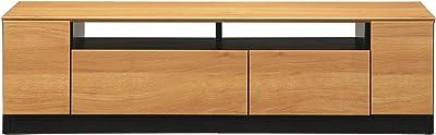 関家具(Sekikagu) テレビ台 ナチュラル 幅140×奥行き40×高さ38cm ローボード CK-313346