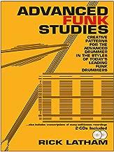 Carl Fischer Advanced Funk Studies for Drums (Book/CD) (Standard)