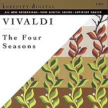 Vivaldi: The Four Seasons; Violin Concertos RV. 522, 565, 516
