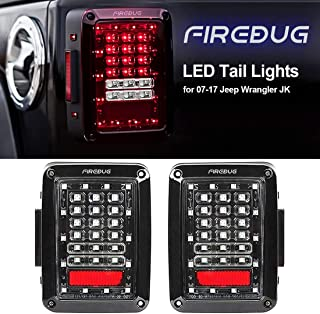 Best jeep wrangler tail light conversion Reviews