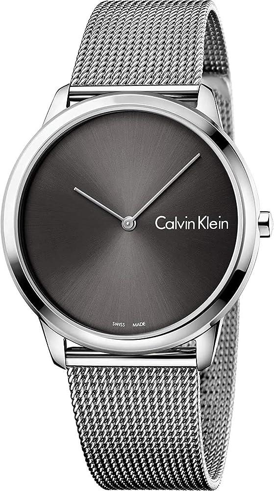 Calvin klein, orologio da uomo, K3M211Y3