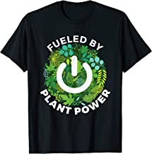 Fueled by Plant Power - Vegetarian T-Shirt