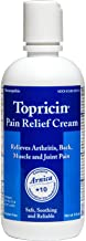 product image for Topricin Pain Relief Therapy Cream (8 oz) Fast Acting Pain Relieving Rub