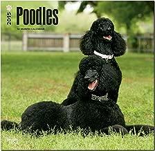 Poodles 2015 Square 12x12 (Multilingual Edition)