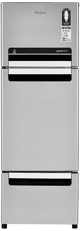 Whirlpool 240 L Frost Free Multi-Door Refrigerator (FP 263D PROTTON ROY, German Steel)
