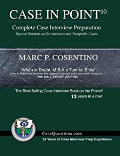 bcg case preparation