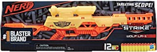 Nerf E7567 Alpha Strike Wolf LR-1 Blaster