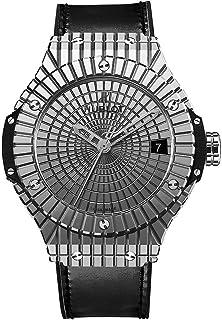 Hublot - Grande Bang Acero Caviar Acero inoxidable Acero Dial Mens Reloj 346. SX. 0870. VR