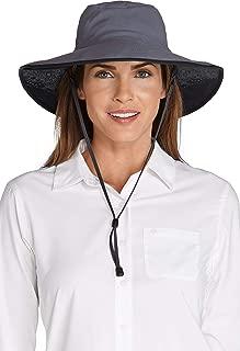 Coolibar UPF 50+ Women's Etta Shapeable Sun Catcher Hat - Sun Protective