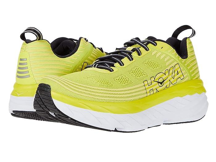 Hoka One One  Bondi 6 (Citrus/Anthracite) Mens Running Shoes