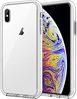 JETech Case for iPhone Xs Max 6.5-Inch, Shock-Absorption Bumper Cover, HD Clear