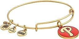 Rafaelian Gold Finish/Red Charm