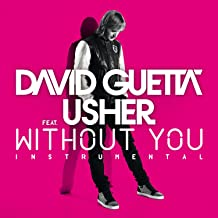 Without You (Feat.Usher) [Instrumental Version]