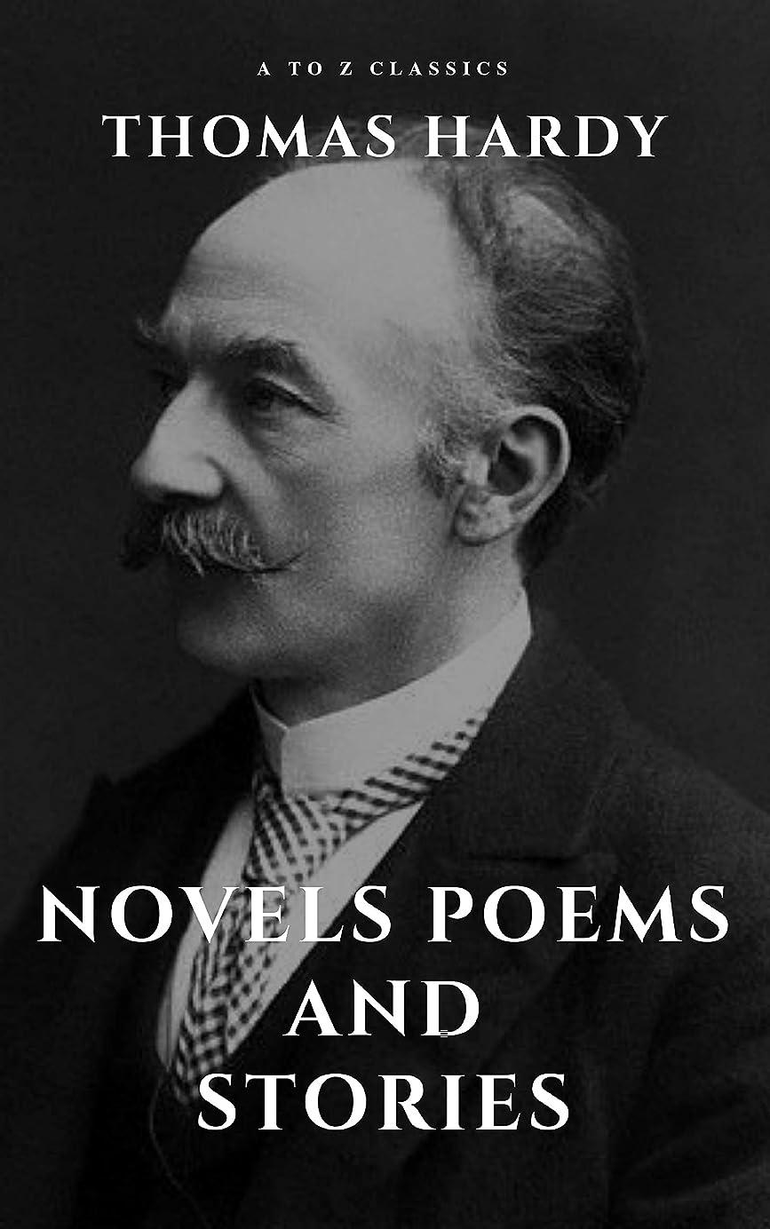 節約ポップ寝室を掃除するThomas Hardy :Novels, Poems and Stories (English Edition)