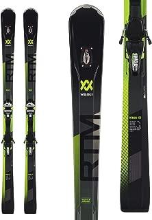 Volkl 2019 RTM 84 182cm Skis w/IPT WR XL 12 FR GW Bindings