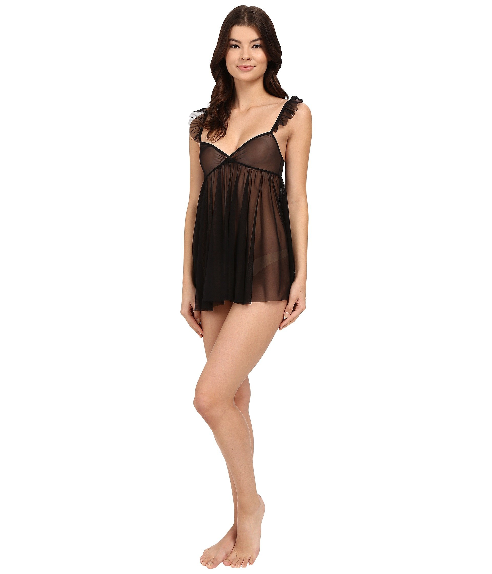 Lenceria Only Hearts Whisper Ruffle Chemise  + Only Hearts en VeoyCompro.net