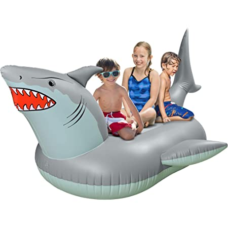 Adults /& Kids Inflatable Rafts GoFloats Unicorn Pool Float Party Tube