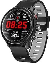 Fitness Tracker Activity Tracker Heart Rate Monitor Pedometer IP68 Sports Smart Watch Multifunction