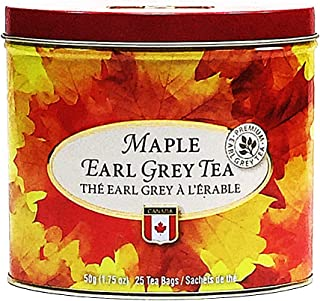 canada true maple earl grey tea