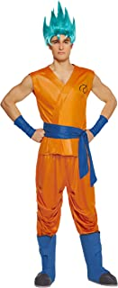 Adult Goku Dragon Ball Super Costume   Officially Licensed