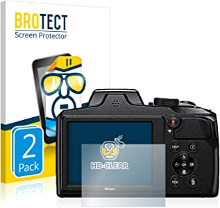 brotect 2-Pack Screen Protector compatible with Nikon Coolpix B600 HD-...