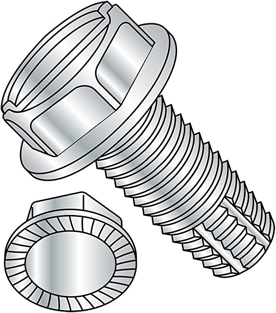 Small Parts 3132FPF Steel Thread Cutting Screw 5//16-18 Thread Size 2 Length 5//16-18 Thread Size 2 Length Type F Zinc Plated Phillips Drive Pack of 10 Pack of 10 82 Degree Flat Head