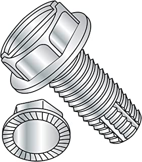 82 Degree Flat Head Type F #8-32 Thread Size 3//8 Length Phillips Drive Steel Thread Cutting Screw Pack of 100 Zinc Plated