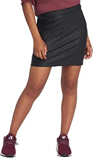 Only Women's ONLBASE FAUX LEATHER OTW Skirt