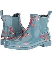 Refined Blossom Print Chelsea Boot