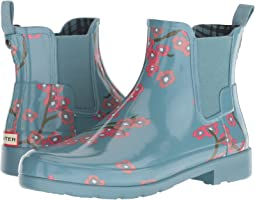 Refined Blossom Print Chelsea Boot