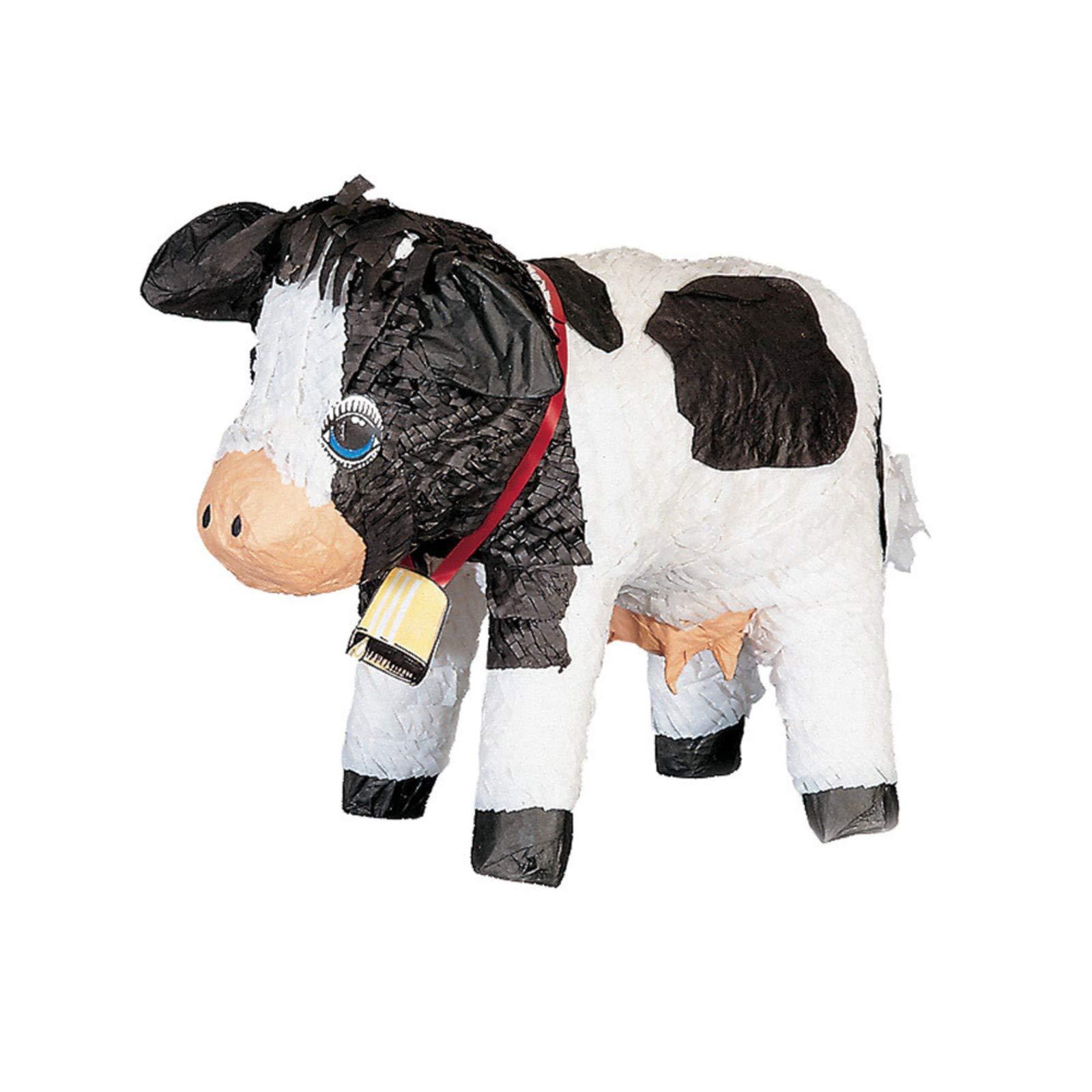 Amscan P12385 Pinatas Cow