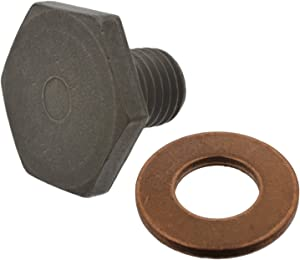 febi bilstein 38218 Oil Drain Plug with seal ring  pack one