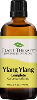Plant Therapy Ylang Ylang Complete Essential Oil 100% Pure, Undiluted, Natural Aromatherapy, Therapeutic Grade 100 mL (3.3 oz)
